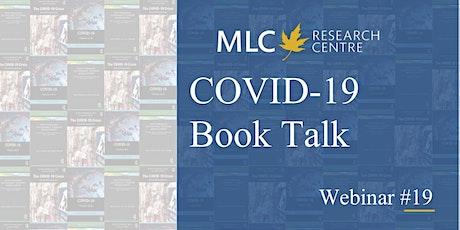 COVID-19 Book Talk tickets