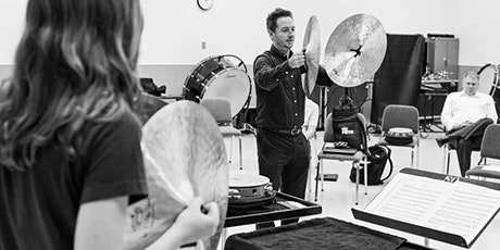 Ted Atkatz Percussion Seminar LA Concert Series tickets