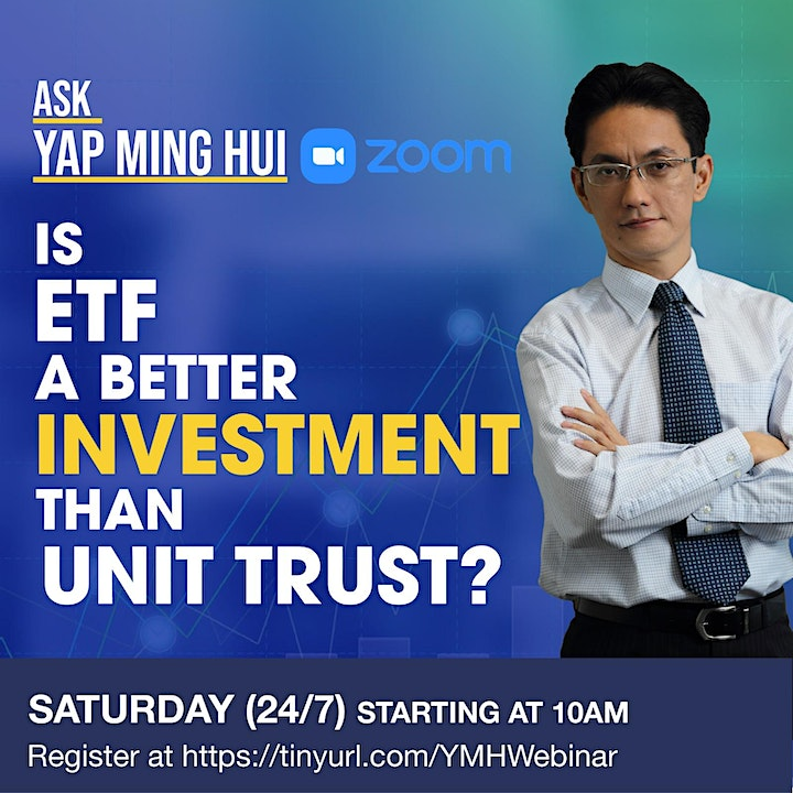 Is ETF A Better Investment Than Unit Trust? image