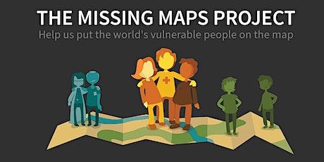 MSF-USA Virtual September Mapathon Tickets