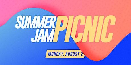 Summer Jam Picnic '21 tickets