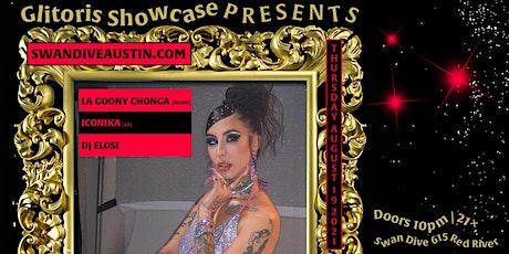 theGlitoris Showcase Presents: La Goony Chonga, Iconika, DJ ELOSI tickets