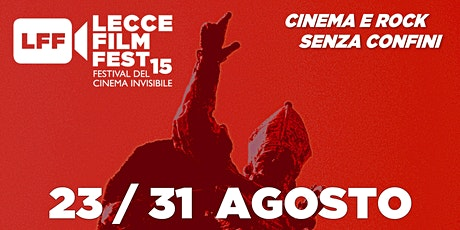 LECCE FILM FEST - TEATINI - 24 AGOSTO 2021 biglietti