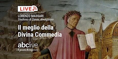 Lorenzo Massari - Il meglio della Divina Commedia (parte 2) biglietti