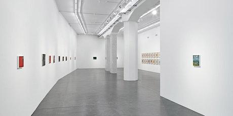 Guillermo Kuitca: Exhibition Tour Tickets