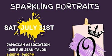 Sparkling Portraits billets