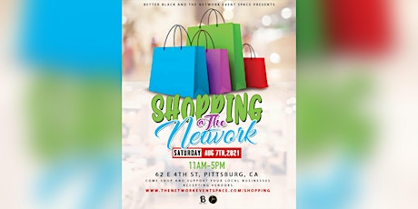 Shopping at the Network tickets