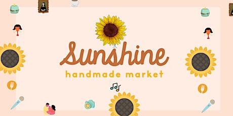 Sunshine Handmade Market Celebrates Self Care Month tickets