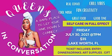 Queens In Conversation tickets