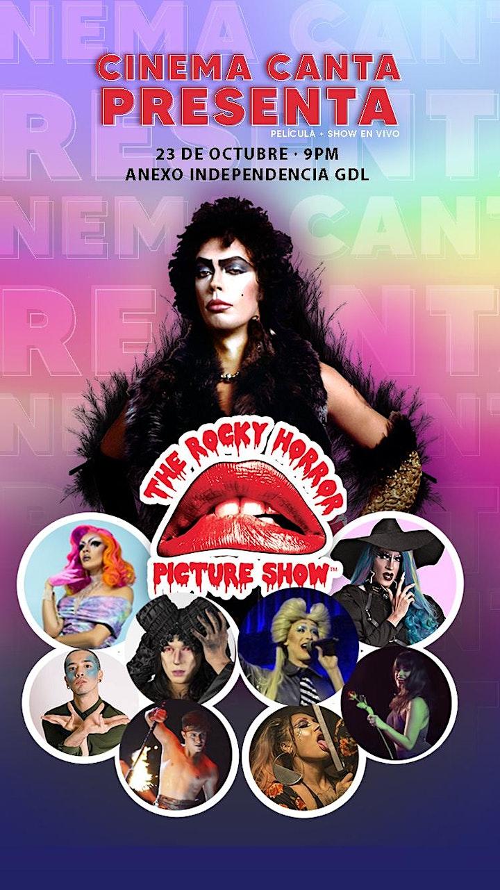 Imagen de Cinema Canta Presenta: The Rocky Horror Picture Show (Halloween)