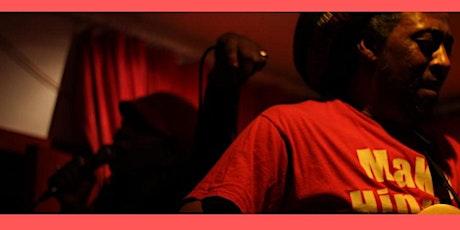 Mojah Reggae : Live at Sela tickets