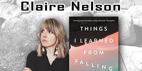 Online Event: Reading & Interview with Claire Nelson tickets