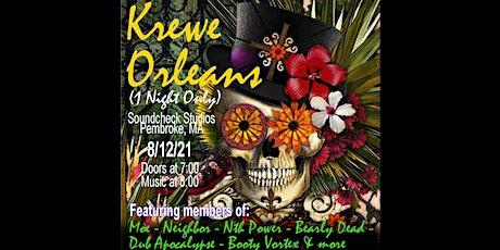 Krewe Orleans tickets