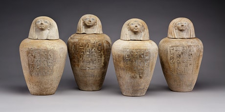 Divine Instruments in Ancient Egypt:Pt.2.1 Mummification Implements/Vessels tickets