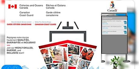Foire D'emploi De Québec - Jeudi 15 juillet 2021 tickets