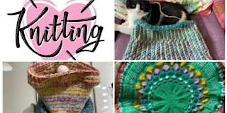 Saturday Knitting Meetup tickets