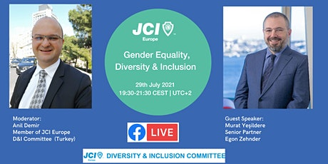 Gender Equality, Diversity & Inclusion tickets