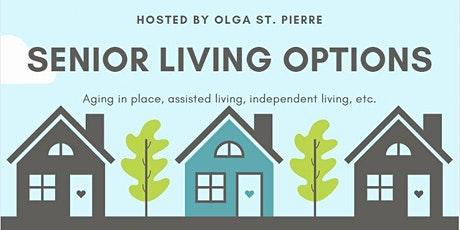 Senior Series: Senior Living Options tickets