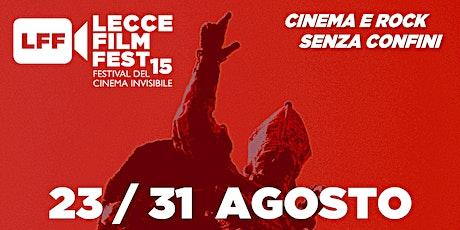 LECCE FILM FEST - ERGOT - 28 AGOSTO 2021 biglietti