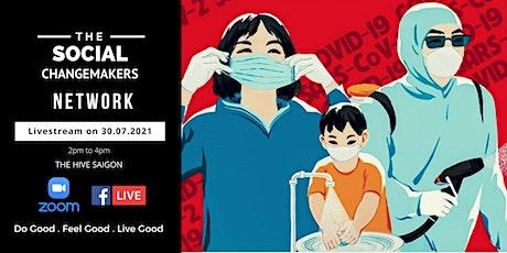 Social ChangeMakers ONLINE - Covid in Vietnam biglietti