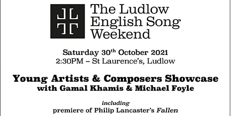 LESW21 - Young Artist Showcase incl. premiere of Fallen (Philip Lancaster) tickets