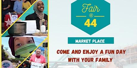 Fair@44 Marketplace tickets