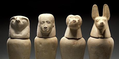 Divine Instruments in Ancient Egypt:Pt.2.1 (Evening Op)Mummification aids tickets
