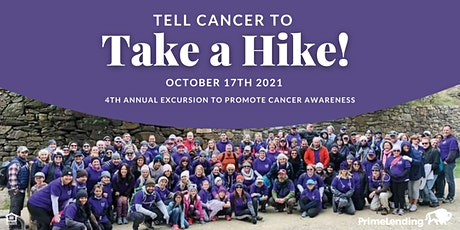 Tell Cancer to Take a Hike 2021 tickets