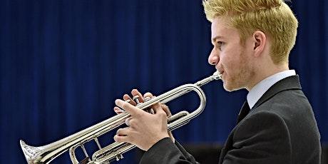 Luca Stine, Jazz Trumpet - Young Artist Showcase Concert tickets