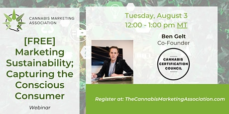 [FREE] Marketing Sustainability; Capturing the Conscious Consumer tickets
