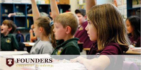 Founders Classical Academy - West Little Rock | Parent Interest Meeting tickets