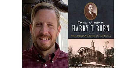 In-Person Tyler Boyd Lecture and Book Signing tickets
