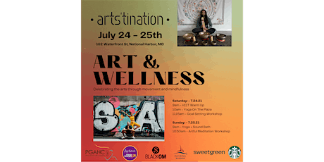 Art & Wellness: Celebrating the Arts Through Movement and Mindfulness tickets