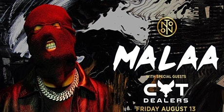 Malaa @ Noto Philly August 13th tickets