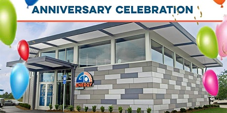 Go Energy Financial Anniversary Event tickets