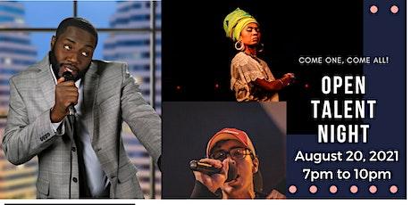 CoBiz Open Mic Night: Spoken Word, Live Music, Singers, HipHop, Comedy tickets