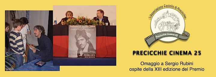 Immagine Precicchie Cinema 25 Omaggio a Sergio Rubini, ospite  XIII ed. del Premio
