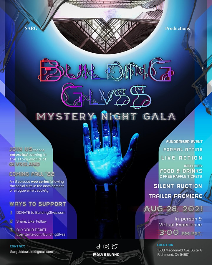 BUILDING GLVSS Mystery Night Gala - 1 image