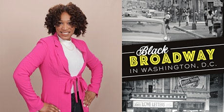Black Broadway in Washington DC: A discussion with author, Briana A. Thomas tickets