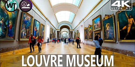 Online Virtual Tour of the Louvre, The World's Largest Art Museum tickets