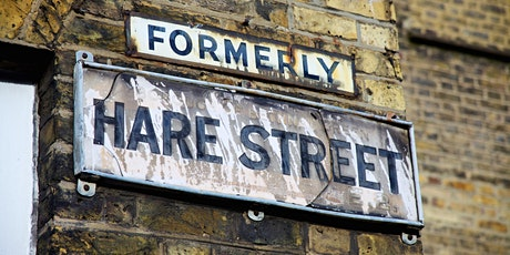 Virtual Tour - Bethnal Green in So Many Words tickets