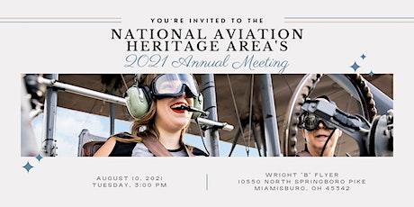 2021 NAHA Annual Meeting tickets