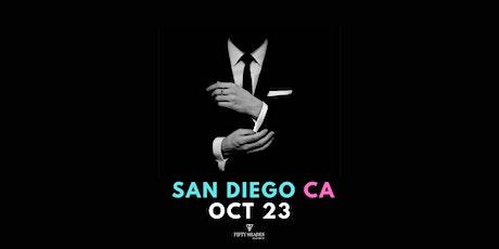 Fifty Shades Live|San Diego, CA tickets
