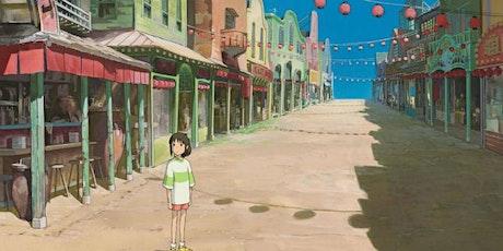 LA CITTA' INCANTATA, di Hayao Miyazaki / GIARDINO PER TUTTI biglietti