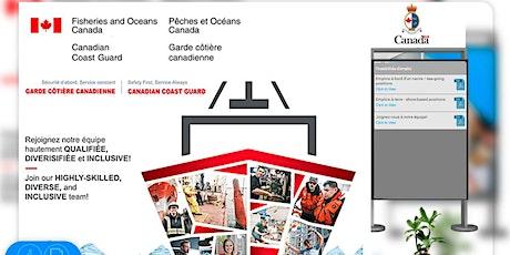 Foire D'emploi De Montréal - Jeudi 15 juillet 2021 tickets
