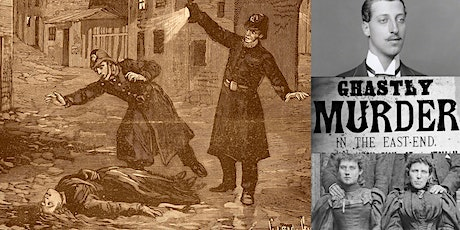 'Jack the Ripper: London's Most Notorious Criminal' Webinar tickets