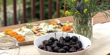 Dining With The Land - Multi-Course Tasting Menu In The Farm Gardens tickets