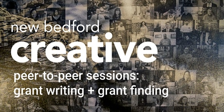 NB Creative Peer-to-Peer Sessions: Grant Writing with Amanda DeGrace tickets