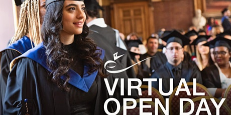 Virtual Open Day - European School of Economics Tickets