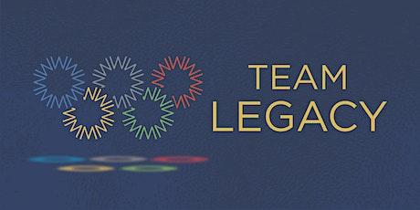 Team Legacy Junior Athletes Kids Club tickets